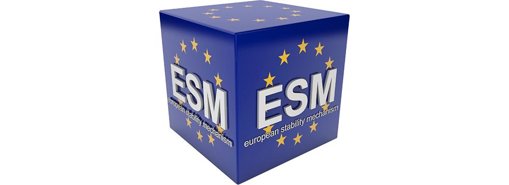 ESM - Europäischer Stabilitätsmechanismus